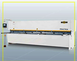 Practica Oscillating Knife Beam CNC Shear