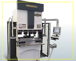 Ultima Minibend CNC Press Brake
